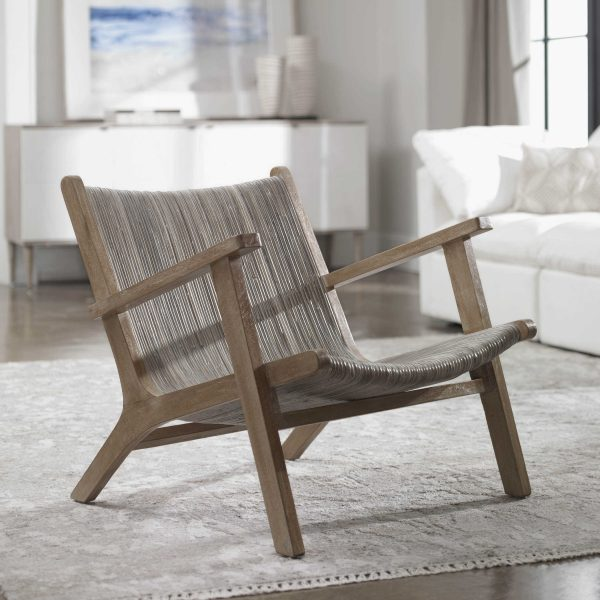Sling Accent Chair