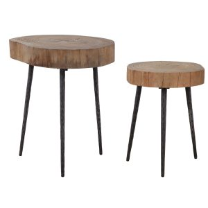 Margaurita nesting tables